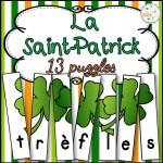 La Saint-Patrick - Puzzles 2