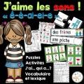 Le son è-ê-ai-ei-e - jeux et activités