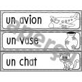 """Le son """"a"""" - jeux et activités"""