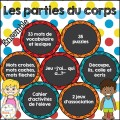 Parties du corps - Ensemble