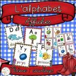 L'alphabet - Affiches - Thème: cowboys