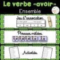 "Le verbe ""avoir"" - Ensemble"