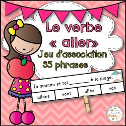 "Le verbe ""aller"" - jeu d'association"