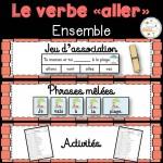 """Le verbe """"aller"""" - Ensemble"""