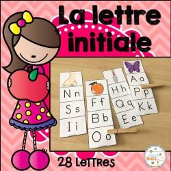 Lettre initiale - images/alphabet/sons