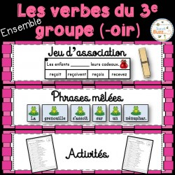 Verbes du 3e groupe (-oir) - Ensemble