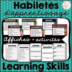 Habiletés d'apprentissage