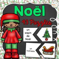 Noël - 43 puzzles