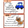 Lecture facile et répétitive - Mots fréquents - #1