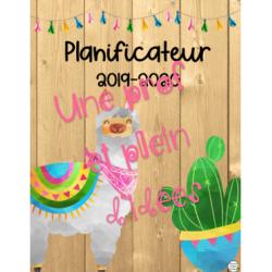 Planificateur 2019-2020 - Alpagas