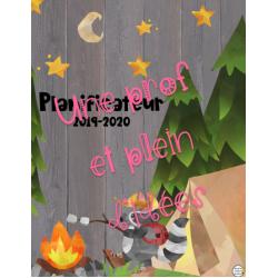 Planificateur 2019-2020 - Camping