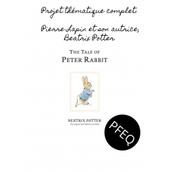 Projet Pierre Lapin, Littérature jeunesse