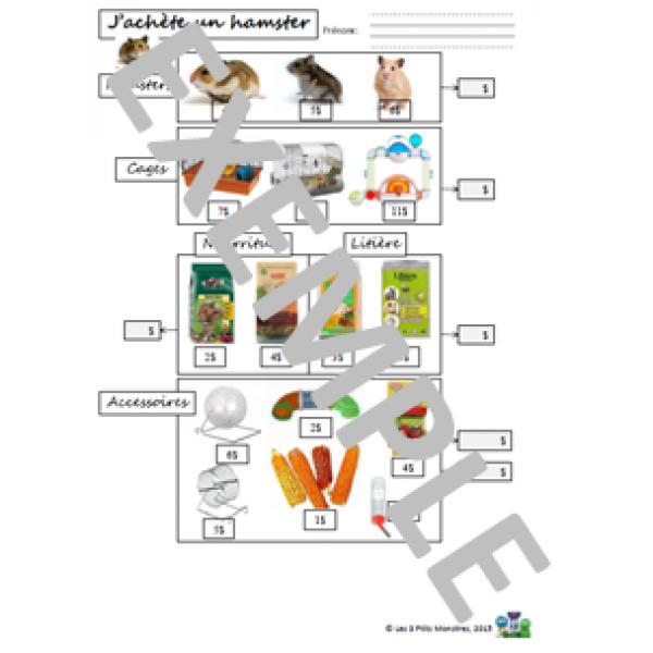 Projet hamster