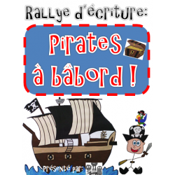 Rallye d'écriture : Pirates à bâbord