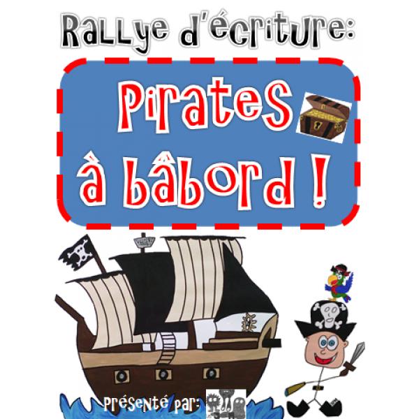 Rallye d'écriture : Pirates à bâbord