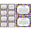 Cartes d'idées - Causerie