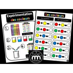 Science : Les couleurs