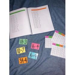 Le bingo des opérations