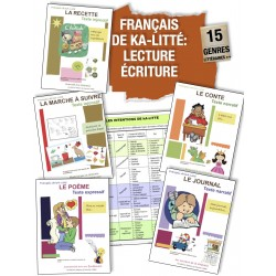 AH LE FRANÇAIS: Meilleures productions écrites