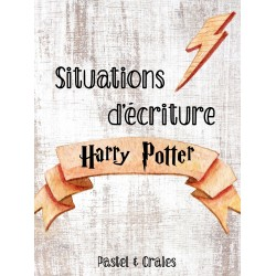 10 situations d'écriture - Harry Potter