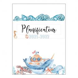 Planificateur 2021-2022 - Sous-marin