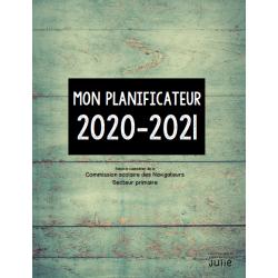 Planificateur 2020-2021 CSDN
