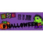 Les 13 jours d'Halloween - Ma soirée d'Halloween