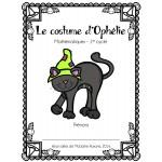 Les 13 jours d'Halloween - Le costume d'Ophélie