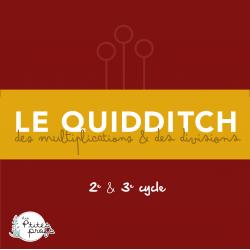 Le Quidditch des multiplications et des divisions