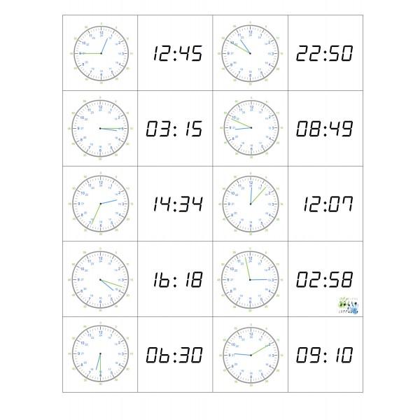Mémoire du temps