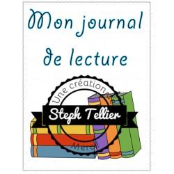 Carnet de lecture (14 pages)