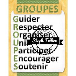 Affiche GROUPES
