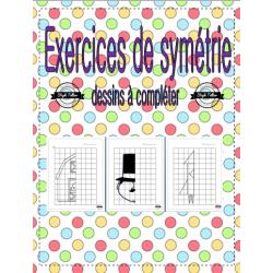 exercices de symétrie