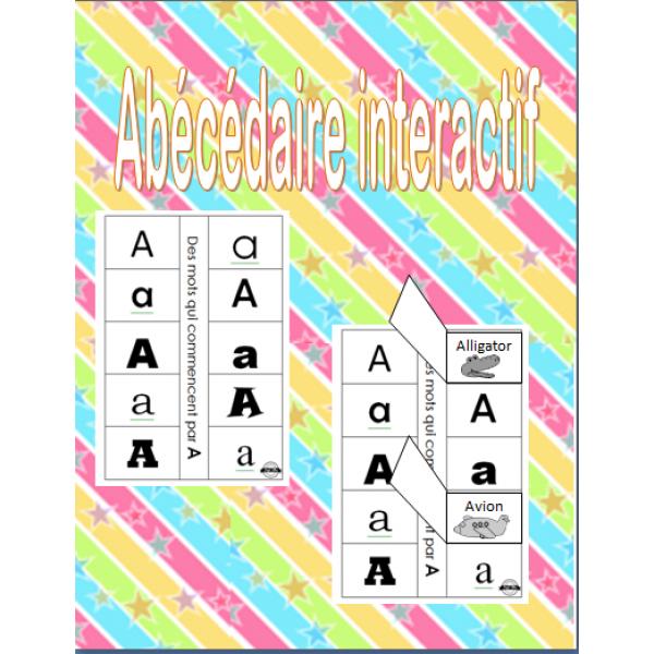 abécédaire interactif