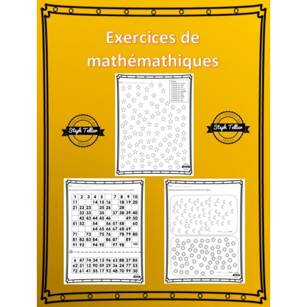 Exercices de numération