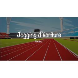 Jogging d'écriture (#1)