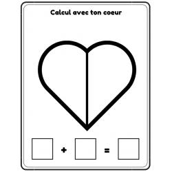 Calcul avec ton coeur