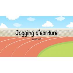 Jogging d'écriture (#3)