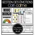 Le coin calme - Gestion des émotions