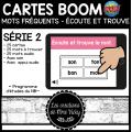 BOOM - Trouve les mots fréquents - Séries 1 à 5