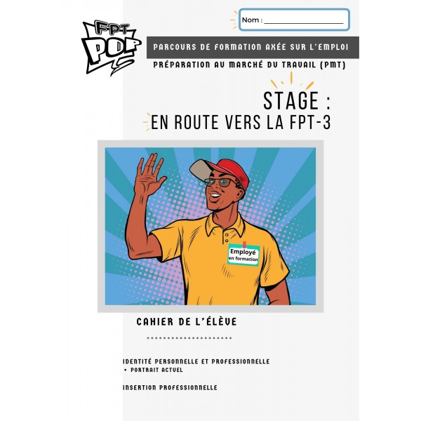 Stage : Vers la FPT-3