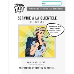 Tourisme et service à la clientèle