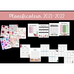 Planificateur 2021-2022