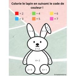 Coloriage & Calculs