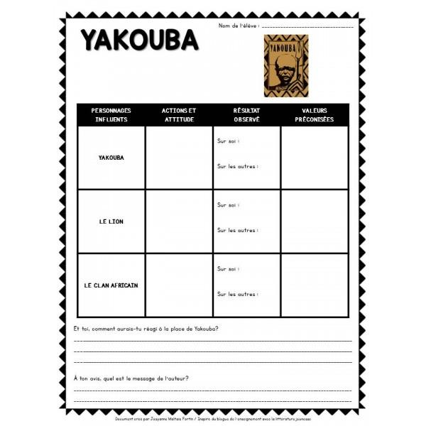 Éthique - Yakouba