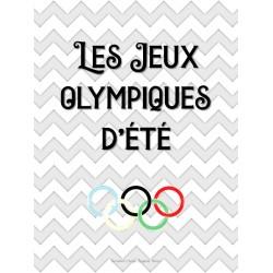 Projet Jeux olympiques