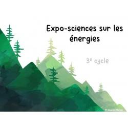 Expo-sciences sur les énergies