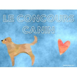 Le concours canin