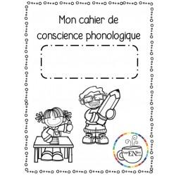 Mon cahier de conscience phonologique