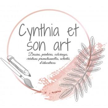 Cynthia et son art